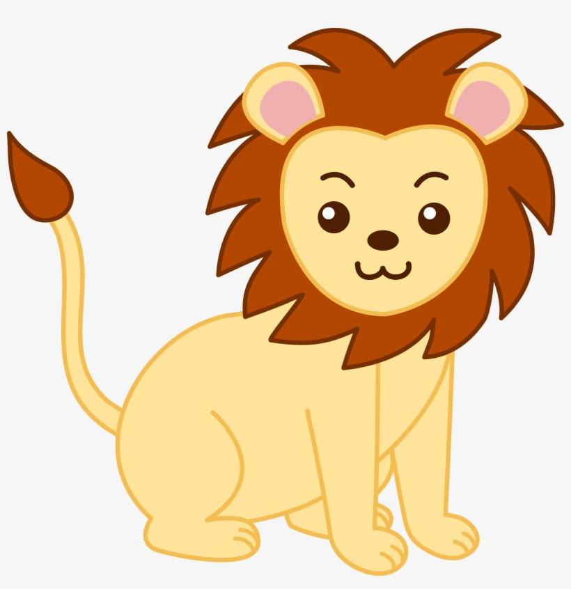 Lion Clipart Transparent Background.