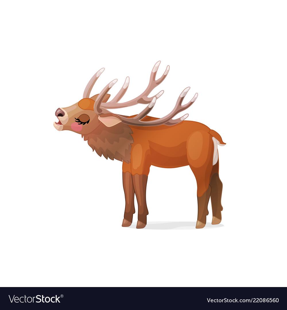Cartoon animal clip art.