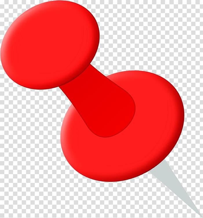 Red push pin , Drawing pin , Gps, Location, Map, Pin.