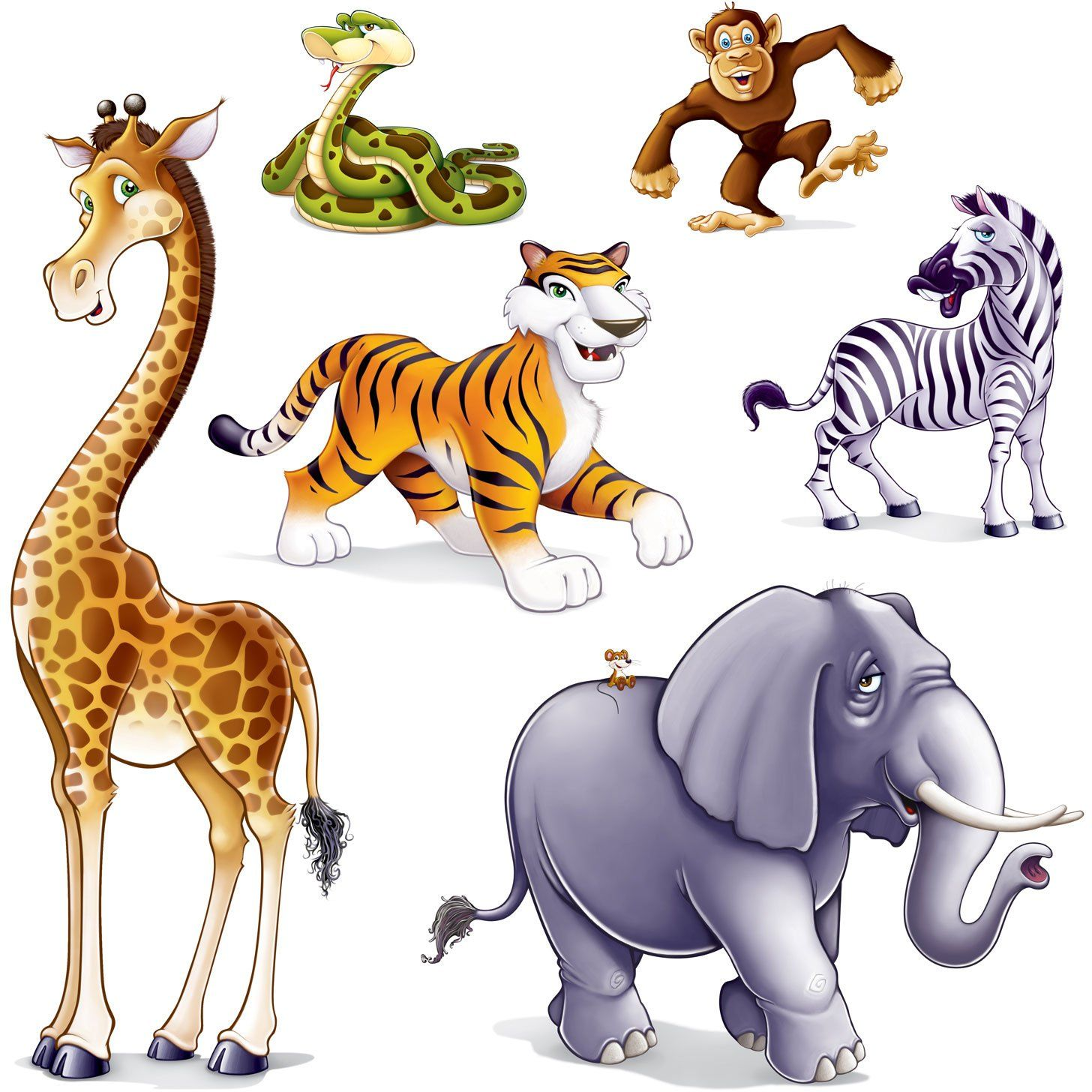 Realistic Animal Clipart at GetDrawings.com.