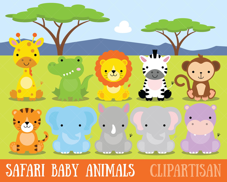 28899 Animal free clipart.