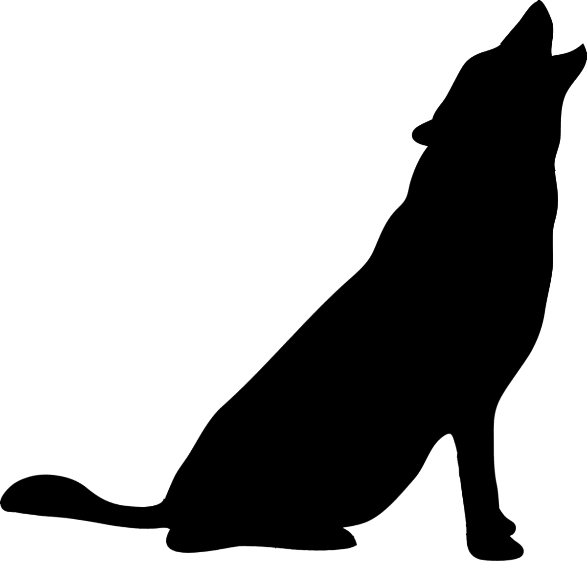 Free Animal Silhouettes, Download Free Clip Art, Free Clip.