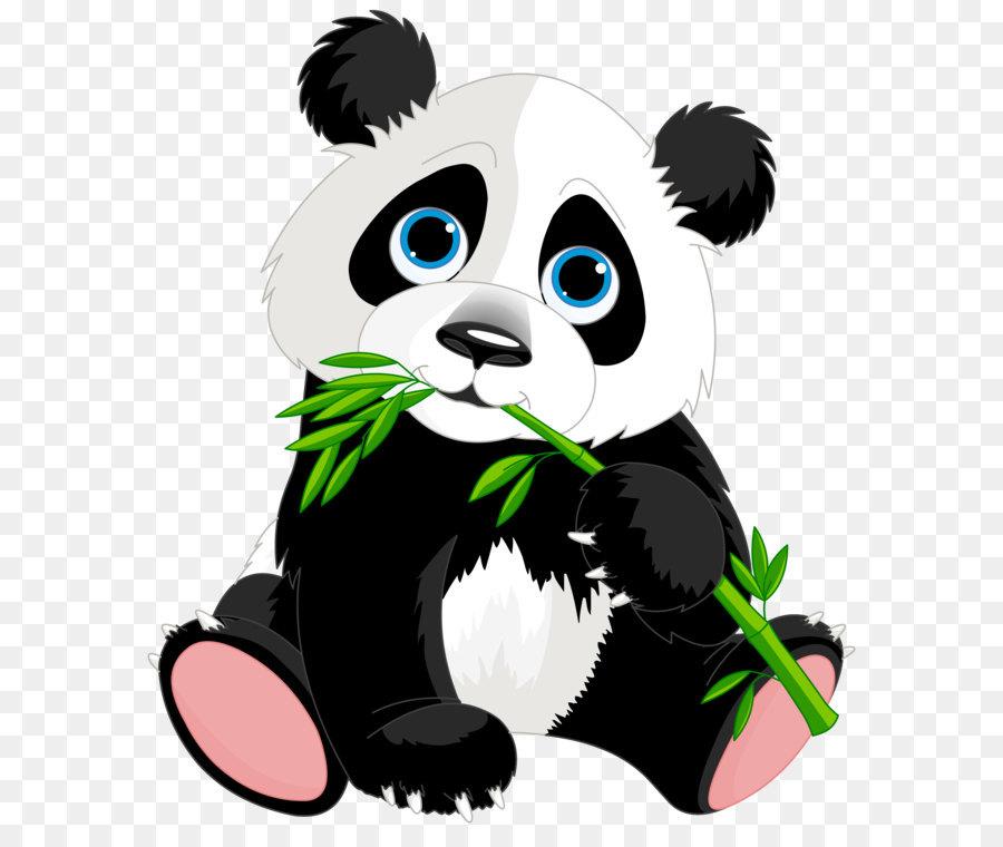 Free Cartoon Panda Transparent Background, Download Free.