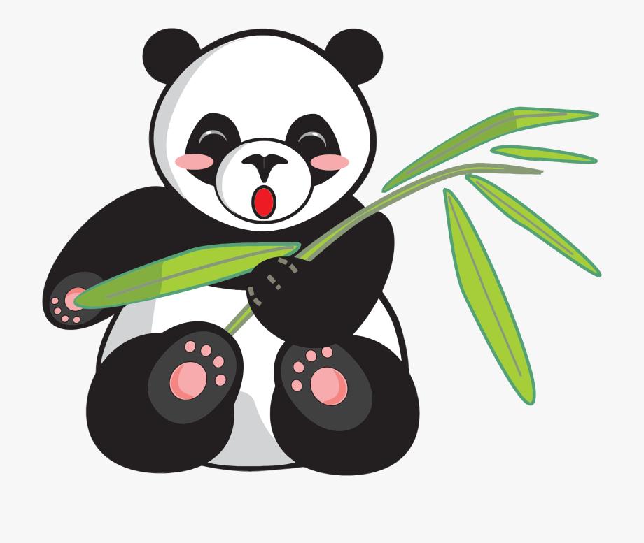 Panda Clipart Animal Clipart.