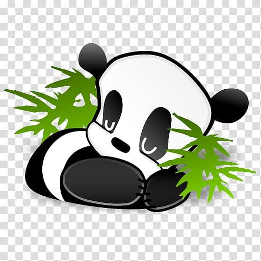 Giant panda Bear Computer Icons Steel Boxer, Animal Icon.