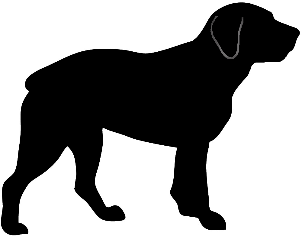 Dog Clipart Transparent Background.