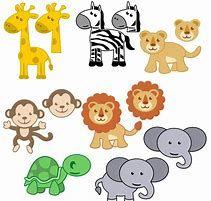 Image result for Noah Ark Animal Clip Art.