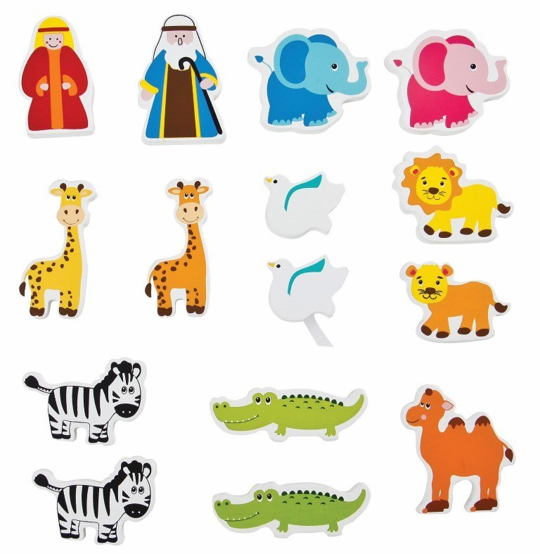 Noahs ark animals clipart » Clipart Station.