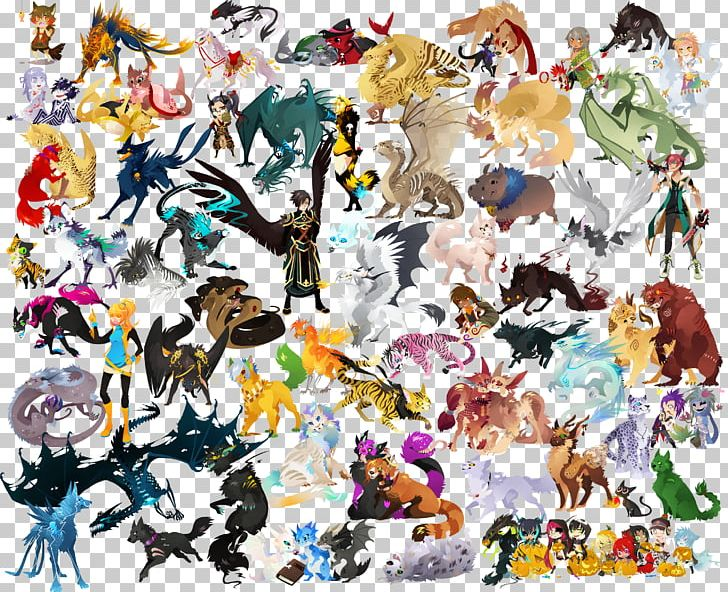 Horse Collage Character PNG, Clipart, Animal, Animals, Anime.
