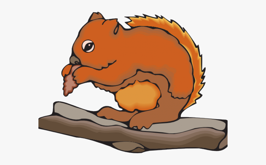 Chipmunk Clipart Small Squirrel.