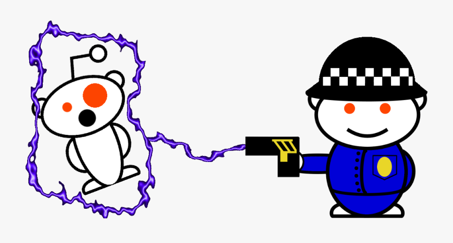 Reddit Bad Cop No Donut.