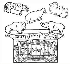 Free Animal Cookies Clipart.