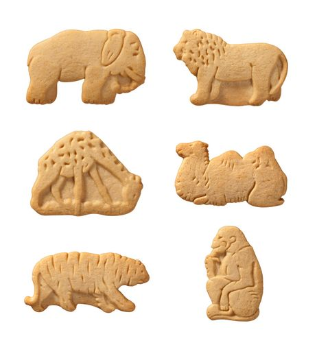 An Animal Cracker Birthday.
