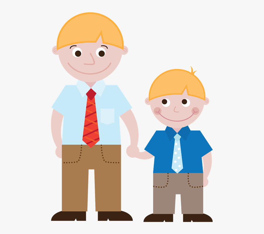 Father And Son Clipart Desktop Backgrounds Graphic.