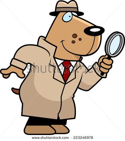 Similiar Cartoon Detective Clip Art Keywords.