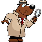 Showing post & media for Cartoon inspector dog.