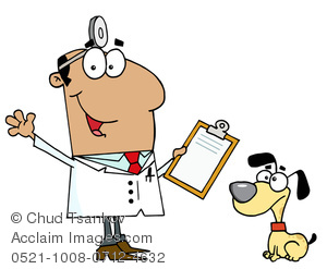 Animal Doctor Clipart.
