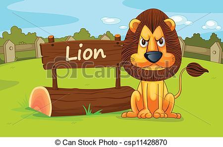 Vectors Illustration of Zoo animal.