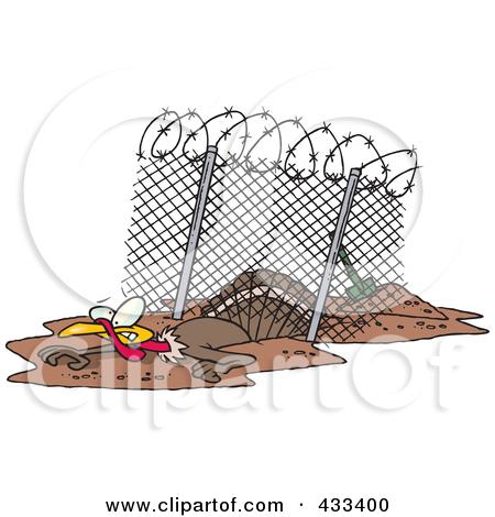 Enclosures clipart.