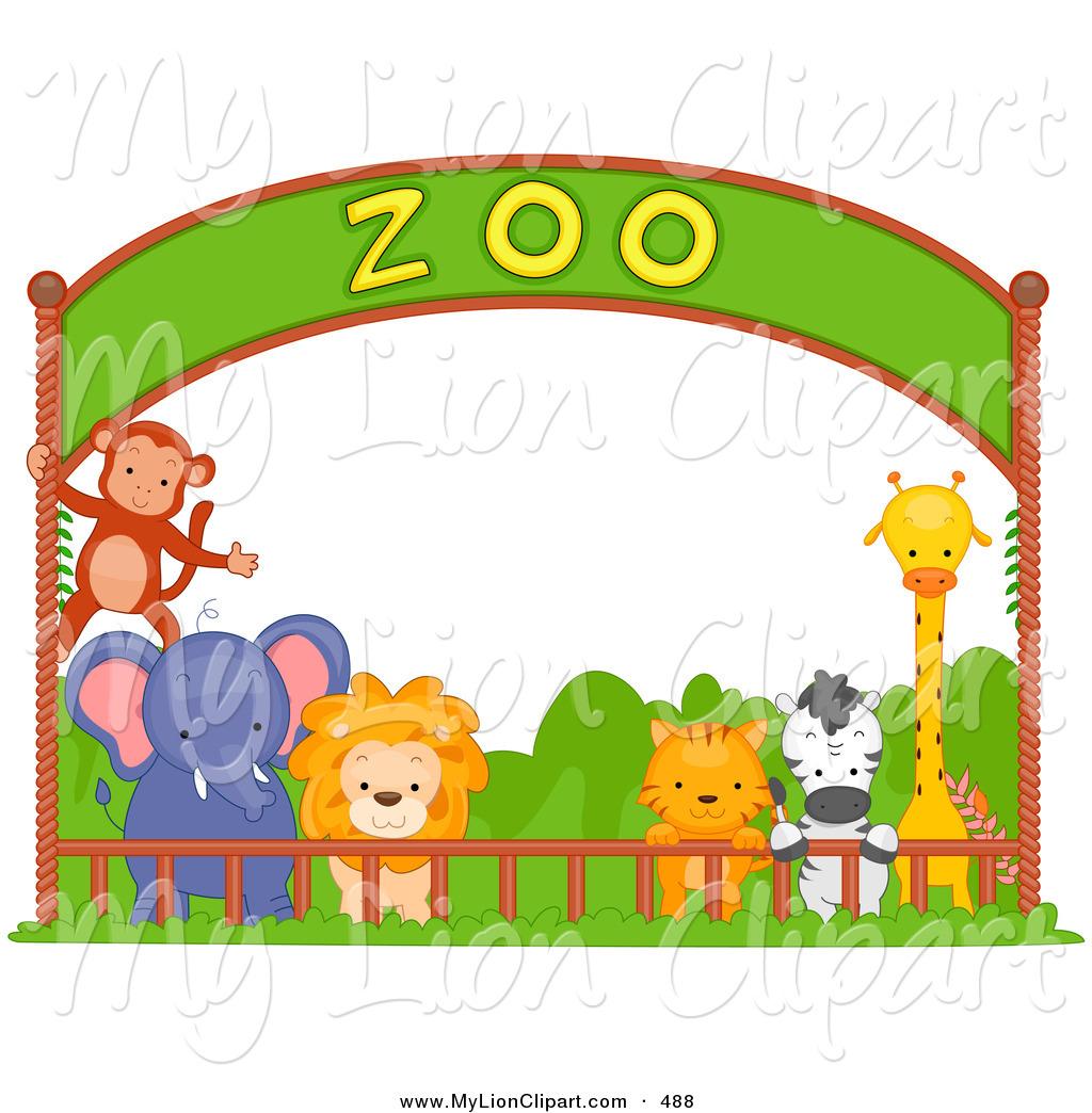 Clip art zoo.