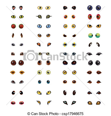 Animal eyes Clipart Vector Graphics. 27,467 Animal eyes EPS clip.