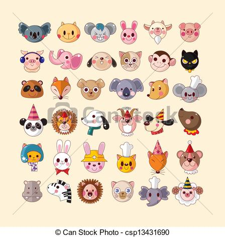 Animal face Illustrations and Stock Art. 41,403 Animal face.