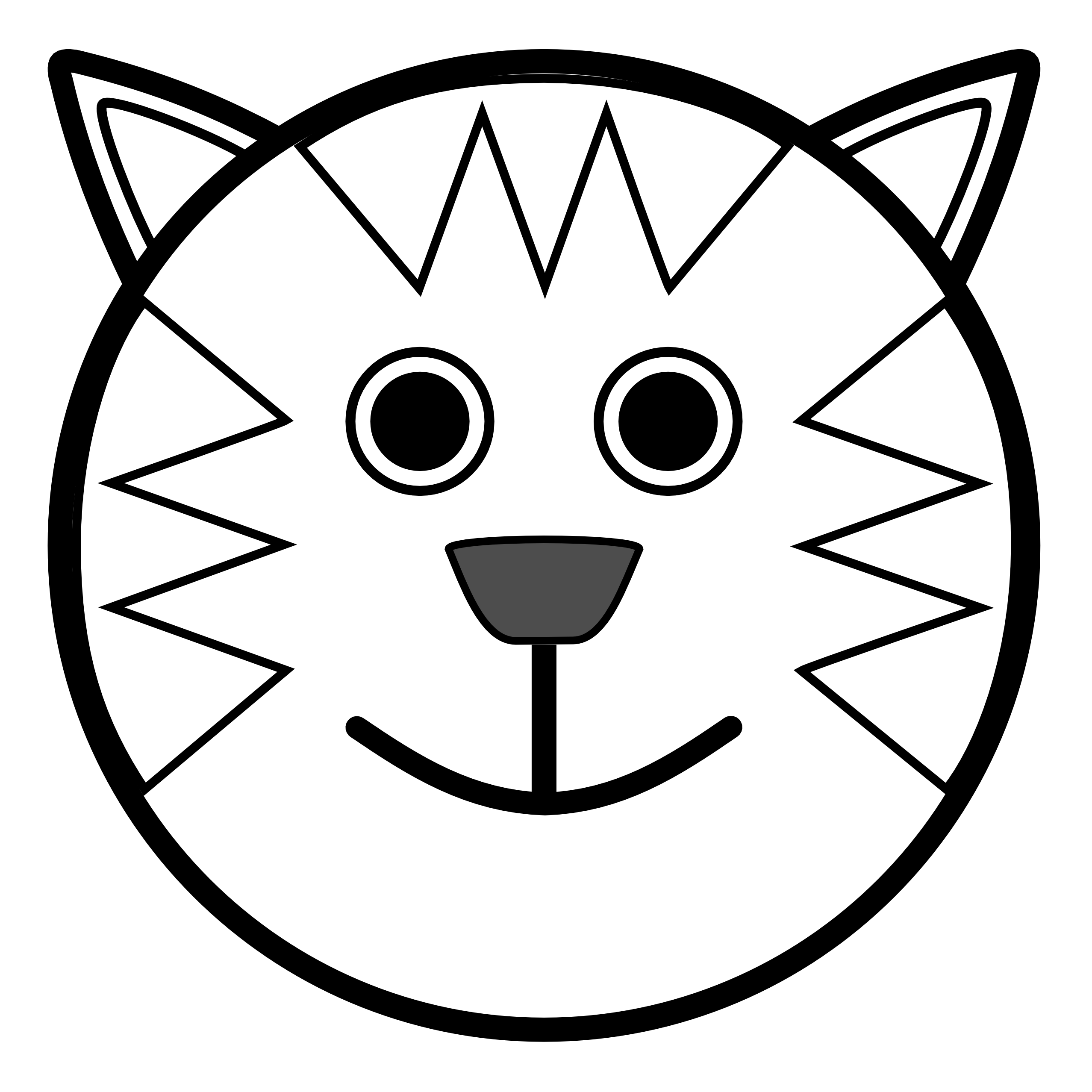 6602 Mask free clipart.