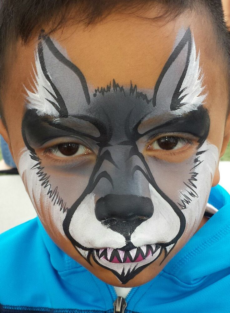 Animal Face Painting Clipart 20 Free Cliparts