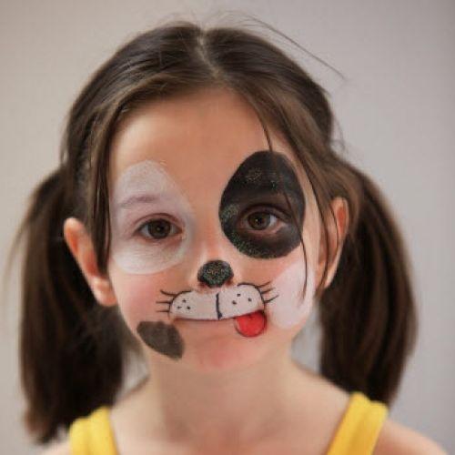 Dog Face Paint Ideas Drone Fest