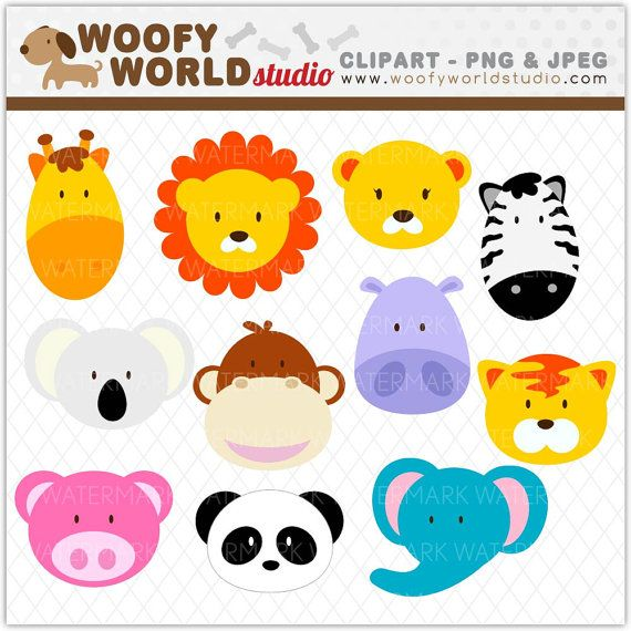 animal face painting clipart - Clipground