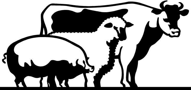 Fair Animals Clipart.