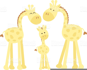 Animated Family Clipart.