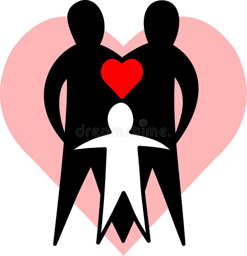Love For Family Clipart.