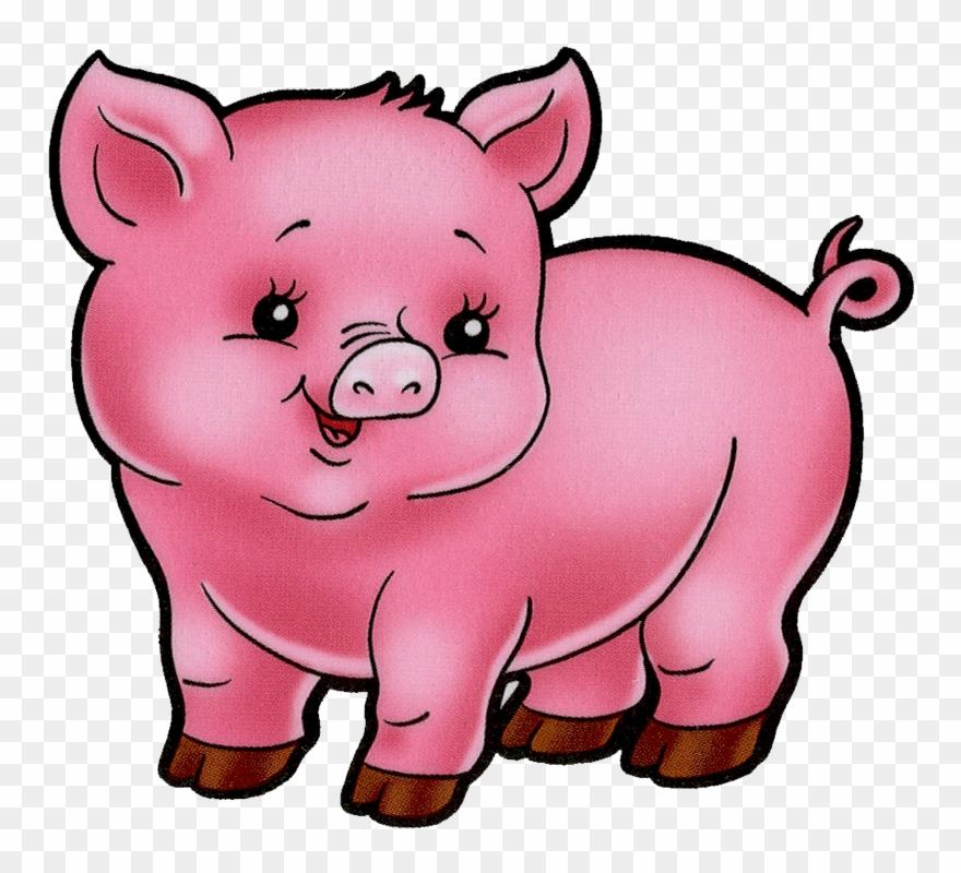 Animal Farm Pig Clipart 3 By Amy.