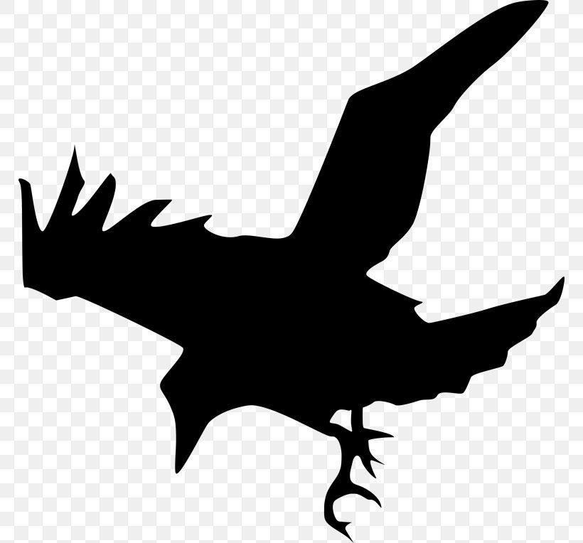 Common Raven Bird Clip Art, PNG, 768x764px, Common Raven.