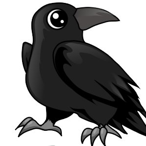 Moses the Raven on Twitter: \