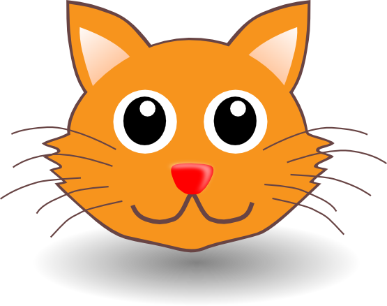 Cat Face Clipart Cat.