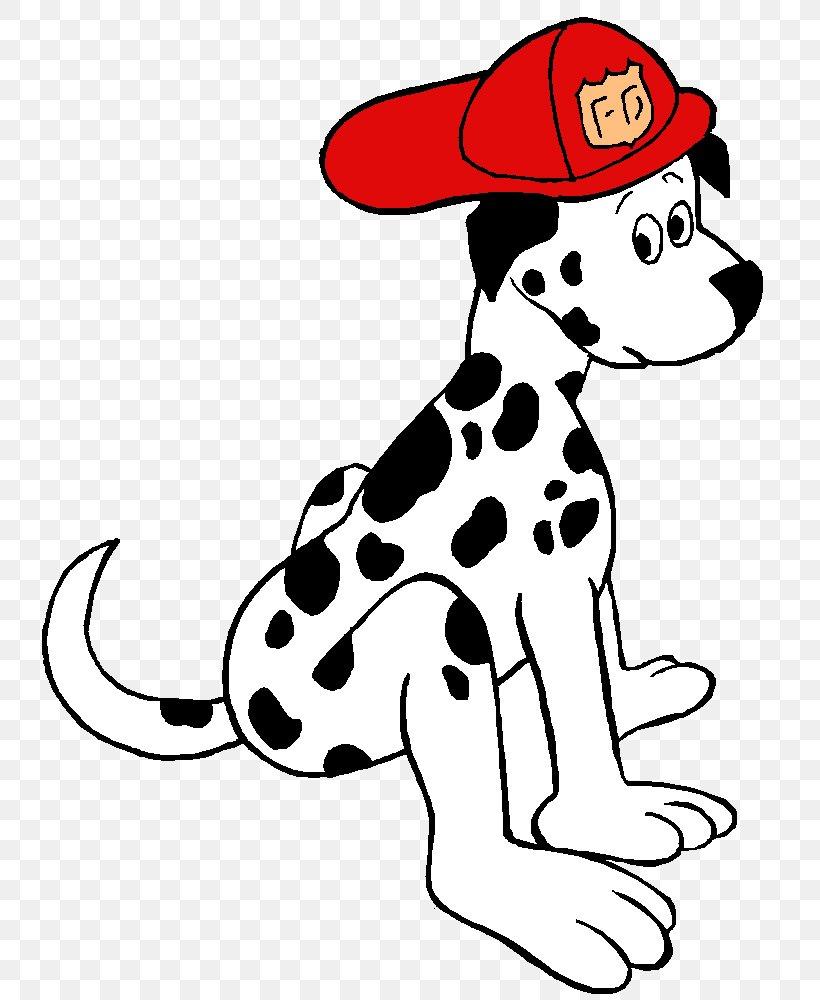 Dalmatian Dog Puppy Firefighter Clip Art, PNG, 738x1000px.