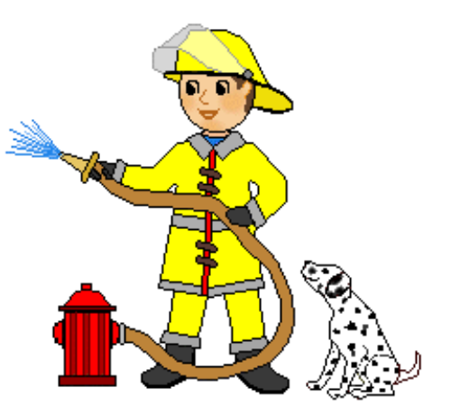 Fireman firefighter clip art vector free free clipart images.