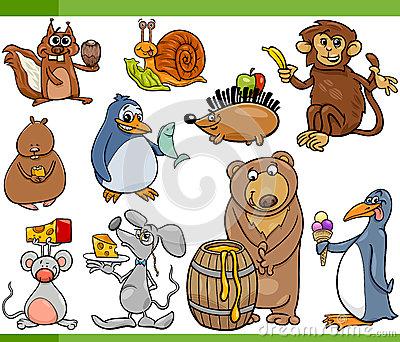 Animals Food Stock Photo.