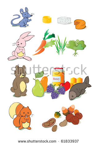 Animal Food Chain Stock Images, Royalty.