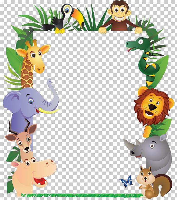 Hippopotamus Drawing , jungle, assorted.