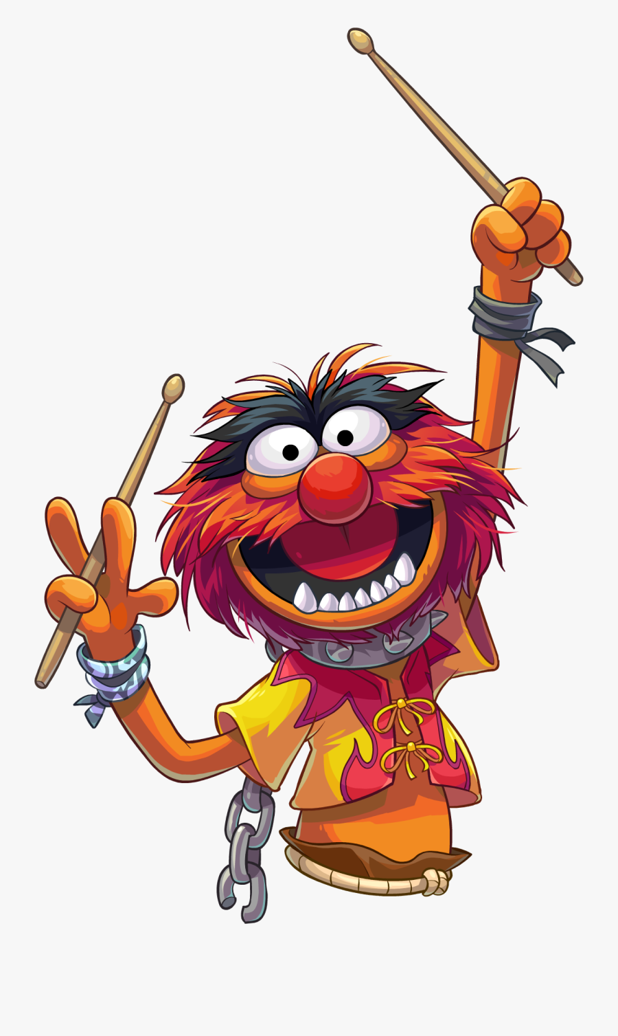 Animal Muppets Clipart , Png Download.