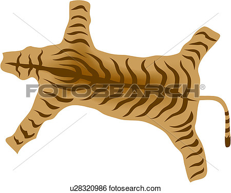 Animal Skin Clipart.