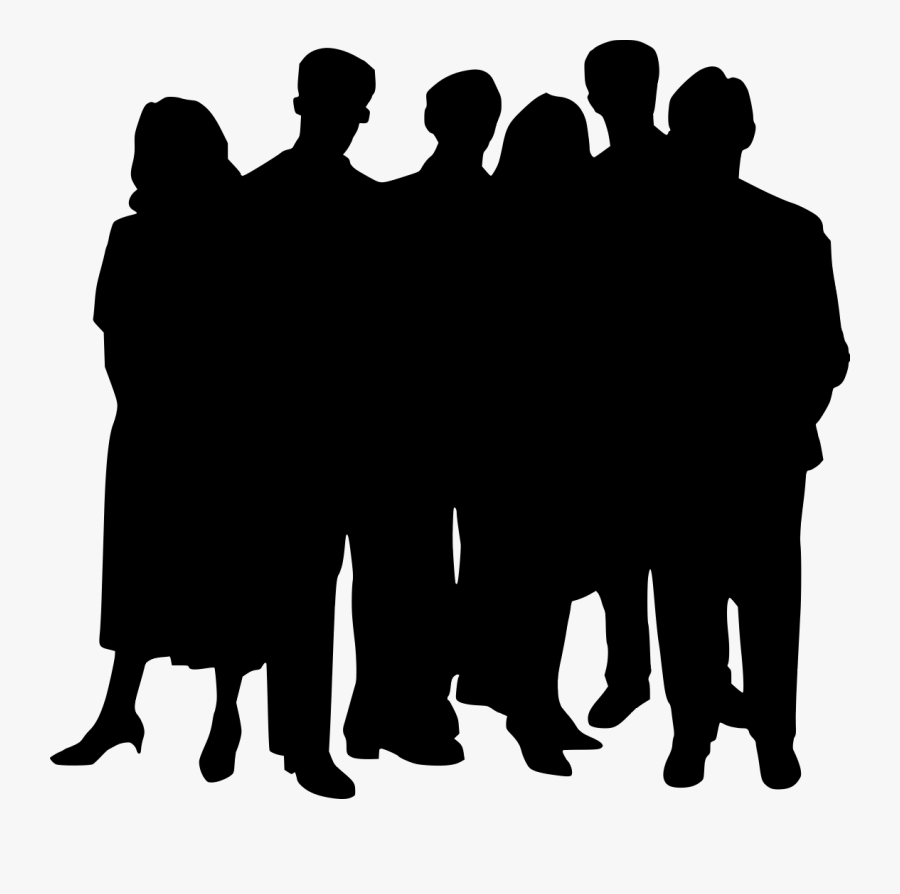 People Clipart Transparent Background.