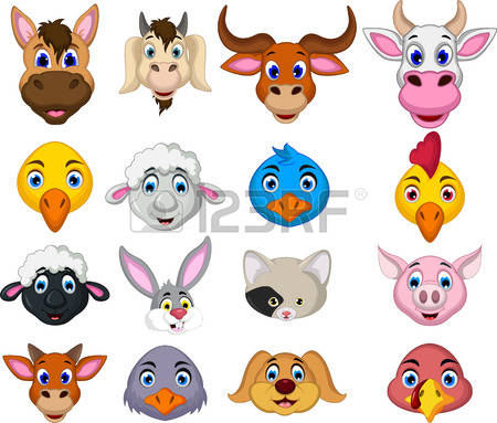 120,428 Animal Head Stock Illustrations, Cliparts And Royalty Free.