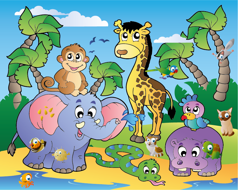 Kids Animals Hidden Objects 1.0.5 Free Download.
