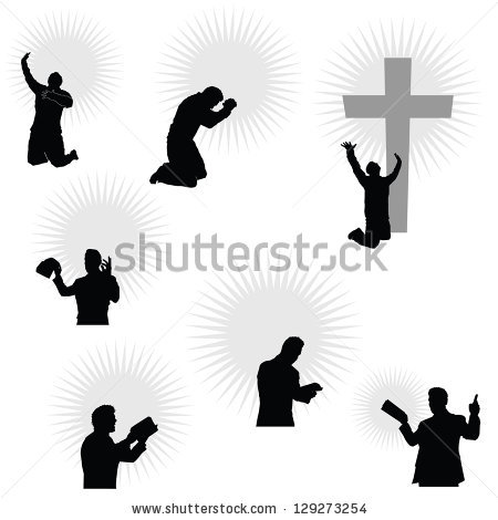 Worship Hands Stock Images, Royalty.