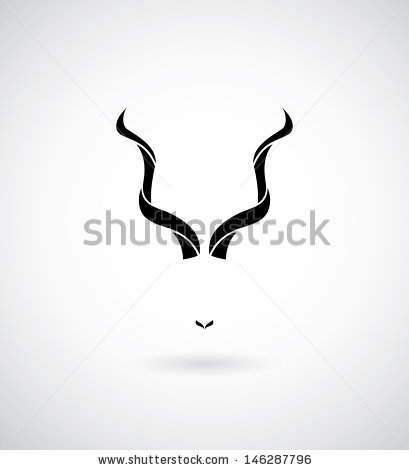 Animal Horns Stock Images, Royalty.