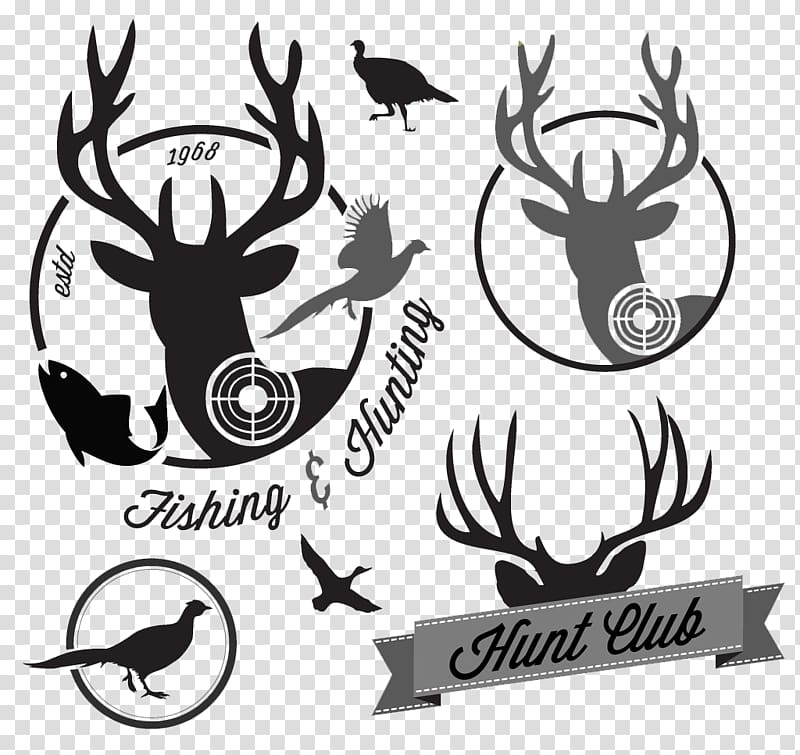 Do not stop hunting transparent background PNG clipart.